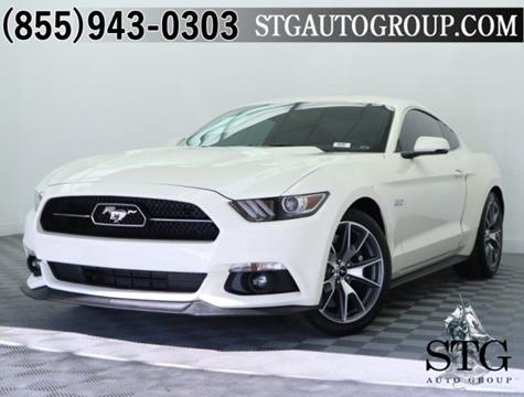 2015 Ford Mustang for sale in Garden Grove, CA
