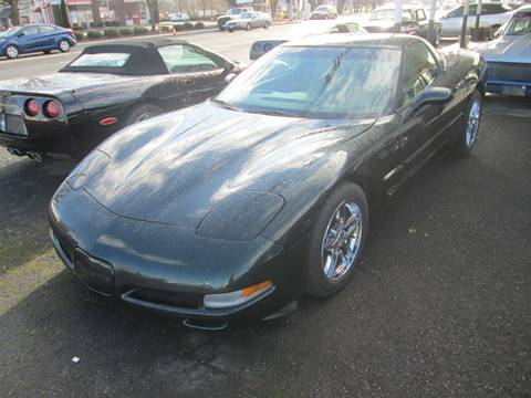 2000 Chevrolet Corvette for sale in Medford, OR