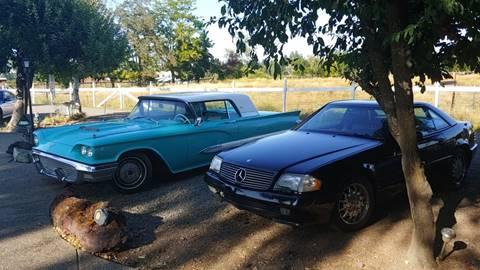 1959 Ford Thunderbird for sale in Medford, OR