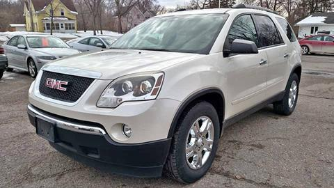 2011 GMC Acadia for sale in Princeton, MN