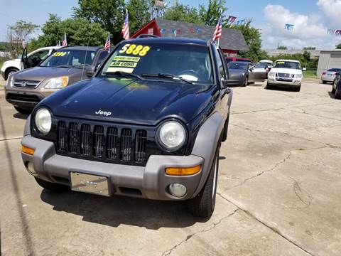2004 Jeep Liberty for sale in Russellville, AR