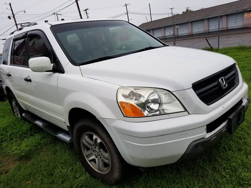 2005 Honda Pilot For Sale At Red Hog Motors In Russellville AR