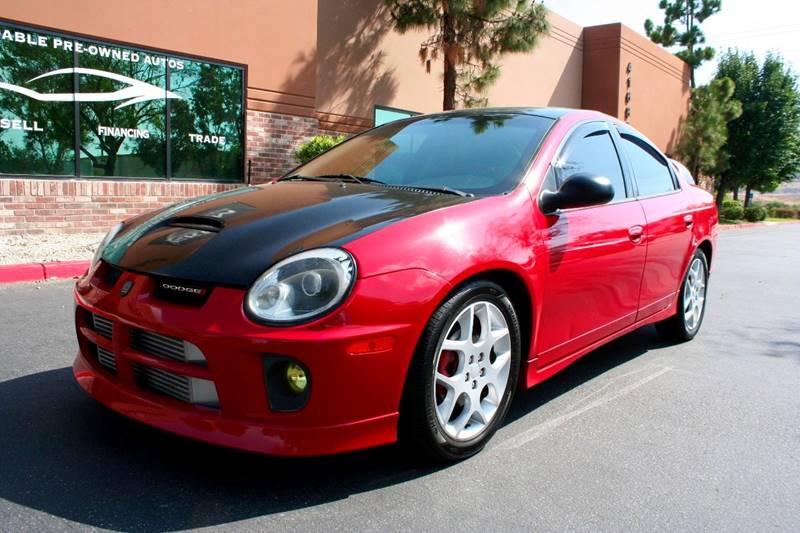 2003 Dodge Neon Srt 4 In Murrieta Ca Ck Motors