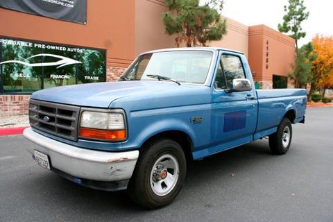 1993 Ford F-150 for sale in Murrieta, CA