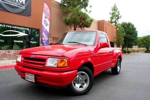 1993 Ford Ranger for sale in Murrieta, CA