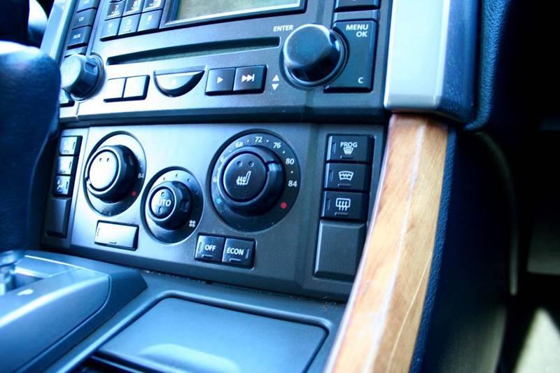 2007 Land Rover Range Rover Sport HSE (image 34)