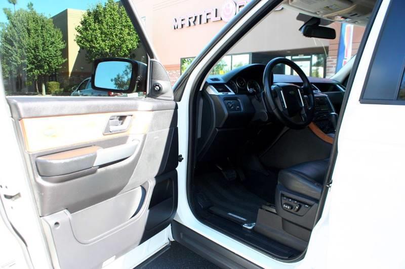 2007 Land Rover Range Rover Sport HSE (image 17)