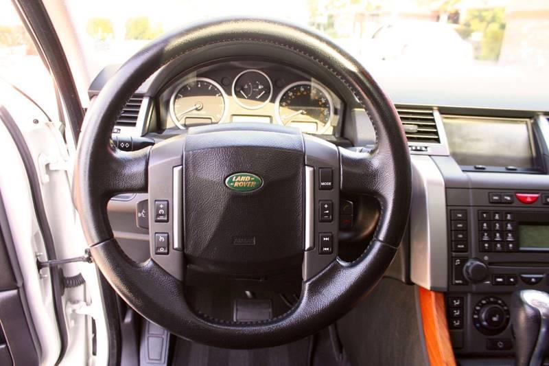 2007 Land Rover Range Rover Sport HSE (image 28)
