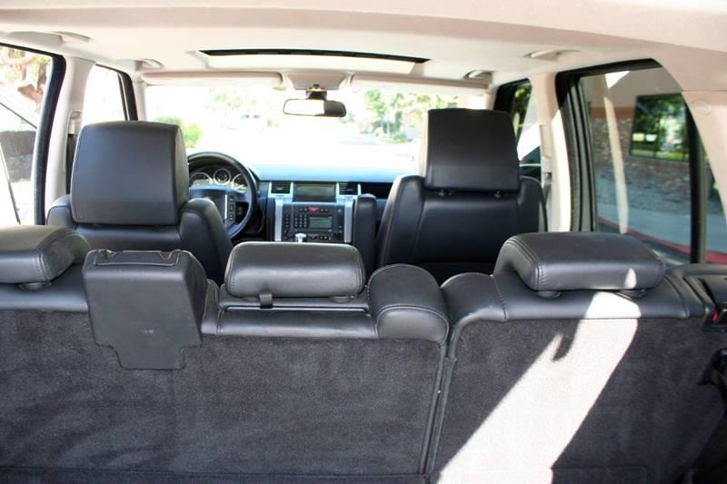 2007 Land Rover Range Rover Sport HSE (image 69)