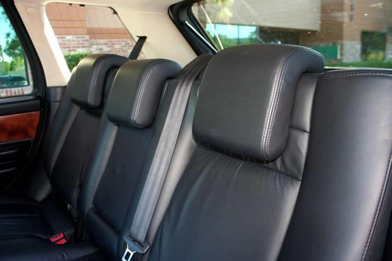 2007 Land Rover Range Rover Sport HSE (image 65)