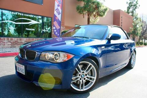 2011 BMW 1 Series 135i for sale at CK Motors in Murrieta CA