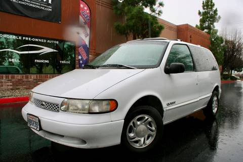 used 1997 nissan quest for sale in maryland carsforsale com carsforsale com