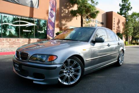2005 BMW 3 Series for sale at CK Motors in Murrieta CA