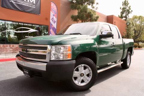 2007 Chevrolet Silverado 1500 Work Truck for sale at CK Motors in Murrieta CA
