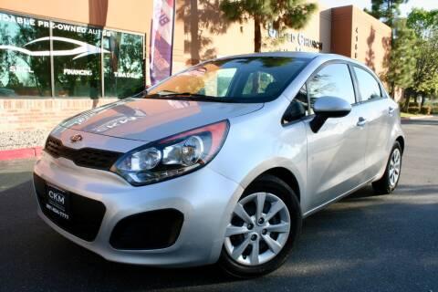2012 Kia Rio 5-Door LX for sale at CK Motors in Murrieta CA