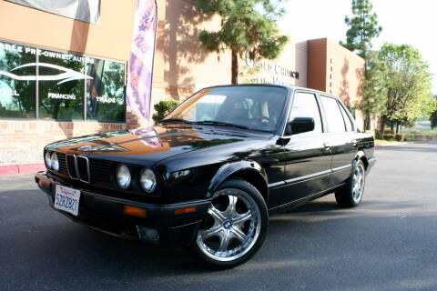 1991 BMW 3 Series 325i for sale at CK Motors in Murrieta CA