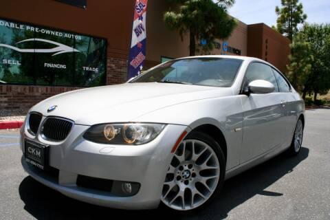 2009 BMW 3 Series 328i for sale at CK Motors in Murrieta CA