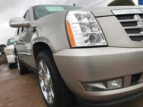 2008 Cadillac Escalade for sale at Casablanca in Garland TX
