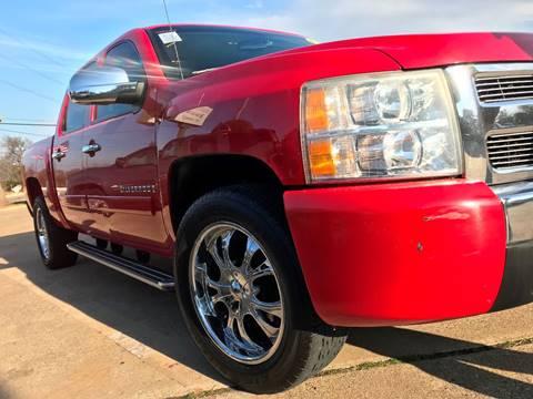 2007 Chevrolet Silverado 1500 for sale at Casablanca in Garland TX