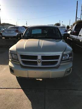 2011 RAM Dakota for sale at Casablanca in Garland TX