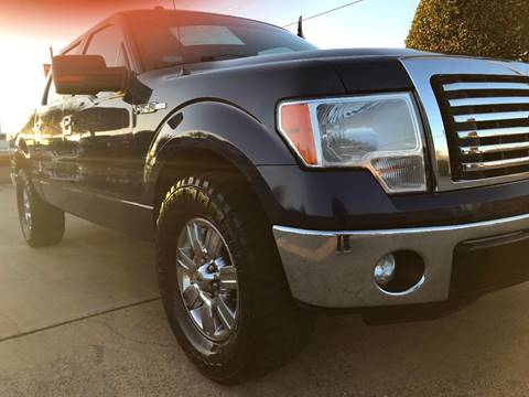2011 Ford F-150 for sale at Casablanca in Garland TX