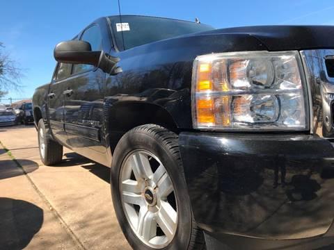 2010 Chevrolet Silverado 1500 for sale at Casablanca in Garland TX