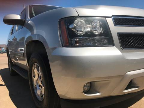 2010 Chevrolet Tahoe for sale at Casablanca in Garland TX