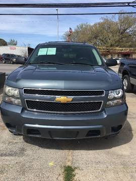 2009 Chevrolet Tahoe for sale at Casablanca in Garland TX