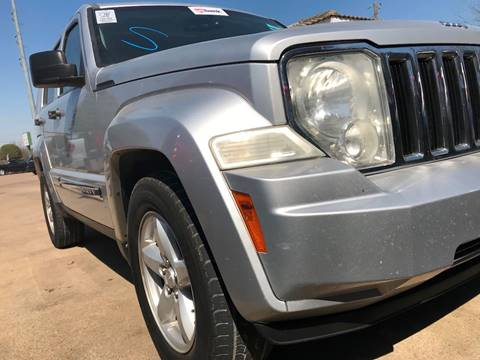 2010 Jeep Liberty for sale at Casablanca in Garland TX