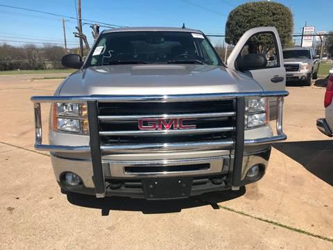 2009 GMC Sierra 1500 for sale at Casablanca in Garland TX