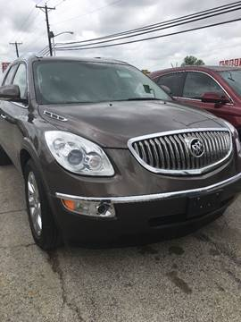 2010 Buick Enclave for sale at Casablanca in Garland TX
