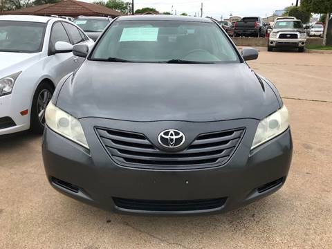 2007 Toyota Camry for sale at Casablanca in Garland TX