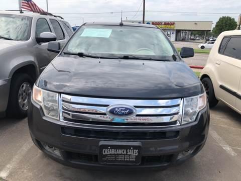 2007 Ford Edge for sale at Casablanca SALES-DALLAS in Dallas TX