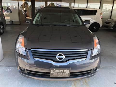 2008 Nissan Altima for sale at Casablanca SALES-DALLAS in Dallas TX