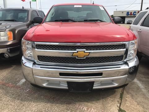 2013 Chevrolet Silverado 1500 for sale at Casablanca SALES-DALLAS in Dallas TX