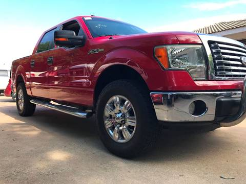 2010 Ford F-150 for sale at Casablanca in Garland TX