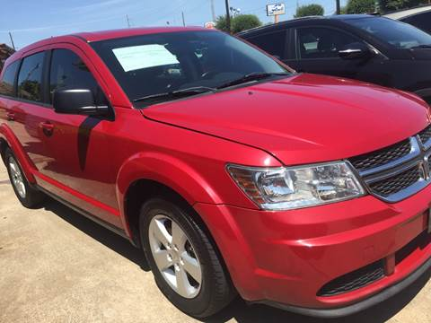 2013 Dodge Journey for sale at Casablanca in Garland TX