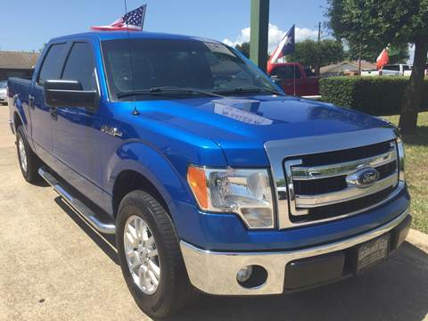 2013 Ford F-150 for sale at Casablanca in Garland TX