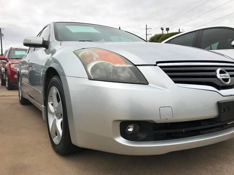 2008 Nissan Altima for sale at Casablanca in Garland TX