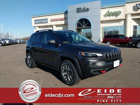 2020 Jeep Cherokee for sale in Pine City, MN