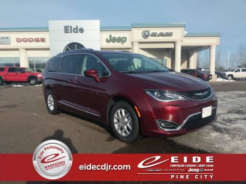 2020 Chrysler Pacifica for sale in Pine City, MN