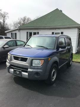 2004 Honda Element for sale in Russellville, KY