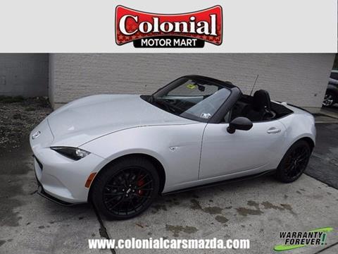 Mazda mx 5 miata for sale in pennsylvania for Colonial motors indiana pa