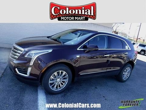 Cadillac xt5 for sale in pennsylvania for Colonial motors indiana pa