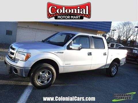 Used ford trucks for sale in indiana pa for Colonial motors indiana pa