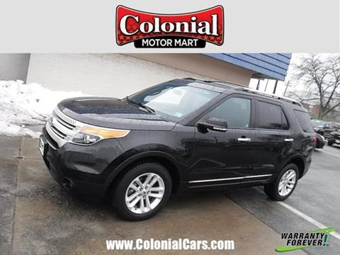 Ford for sale in indiana pa for Colonial motors indiana pa