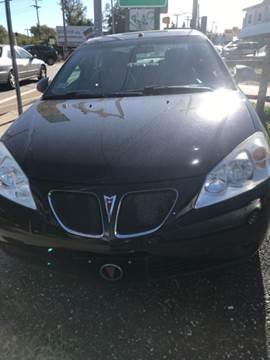 2006 Pontiac G6 for sale in West Warwick, RI