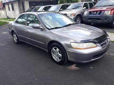 2000 Honda Accord for sale in Vauxhall, NJ