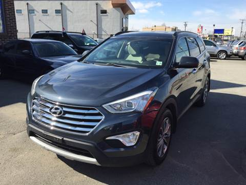 2014 Hyundai Santa Fe for sale at MFT Auction in Lodi NJ