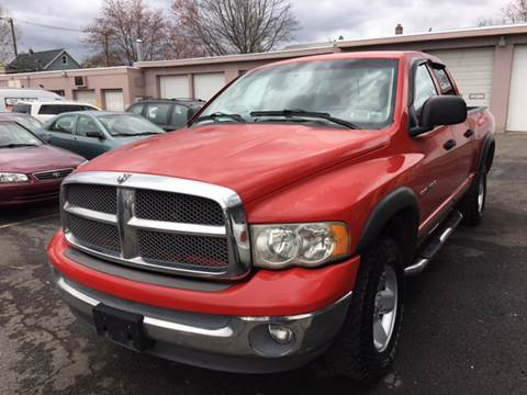 2002 Dodge Ram Pickup 1500 for sale at MFT Auction in Lodi NJ